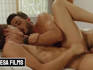 Bellesa - Sexy Naomi Swan Plays Sex Games With Lucas Frost Big Cock
