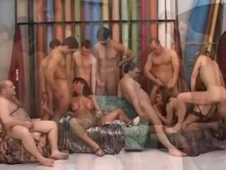 Trans Italia Gang-Bang - (FULL MOVIE - ORIGINAL VERSION)