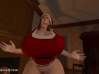 Holiday Expansion growth (Ass expansion, breast expansion, leg growth)