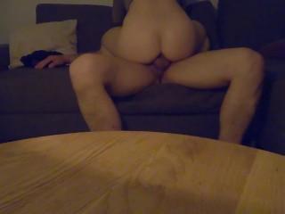 Real Amateur Video - Hot College Amateur Couple Has Passionate Sex