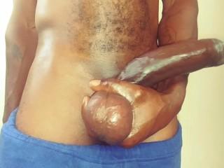 Big Black Dick A REAL BLACK MAN'S DICK PT3