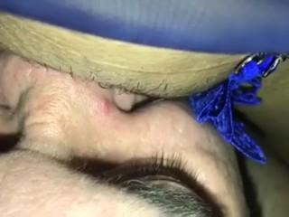 Lick My Syrian Pussy  بنت في ثانوي بتعرض جسمها و كﻻم هيجان