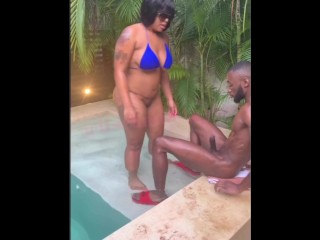 Camila Taylor Behind the scenes with King Nasir Preview