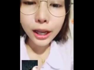 นักเรียน เปิดกล้อง คาชุด thai student sex camera
