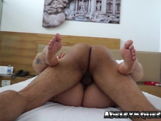 Misionary Sex for Hot Blonde