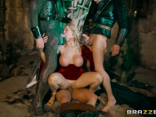 Queen Of Thrones: Part 4 (A XXX Parody) - Brazzers