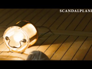 Anne Hathaway Sex Scene from 'Serenity' On ScandalPlanet.Com