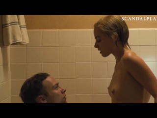 Margot Robbie Nude Boobs in Scene from 'Dreamland' On ScandalPlanetCom