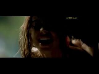 Ana De Armas & Lorenza Izzo Threesome Sex In Knock Knock ScandalPlanet.Com