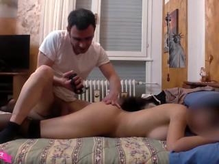 Casting anale di una bellisima 18 enne Italiana. Audition. (dialoghi ita)