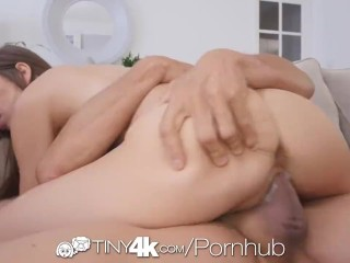 TINY4K Porn Stars Adriana Chechik And Riley Reid Sex Compilation