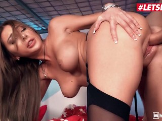 HornyHostel - MUST WATCH THREESOME SEX COMPILATION! Babes Pounded Hard - LETSDOEIT
